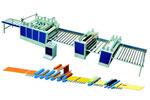 Станки для каширования плитных материалов