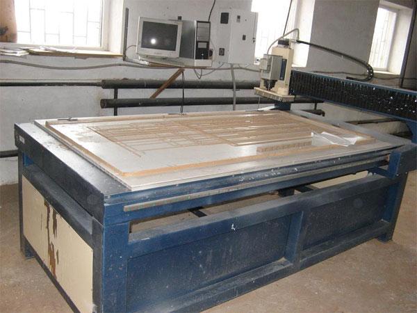 Фрезерный станок с ЧПУ б/у ATS-760 PRO   2008 год
