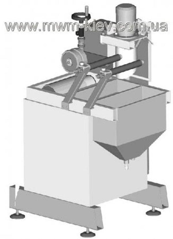 Клеенаносящий станок для одно- и двухкомпонентных клеёв