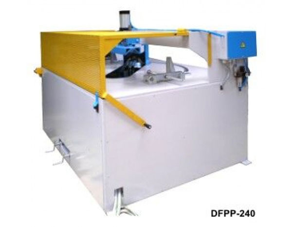 Чашкозарезной станок для бруса DFPP-240/300