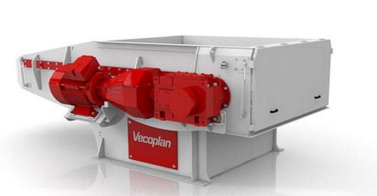 Одновальный измельчитель VAZ 1600 среднегабаритной серии
