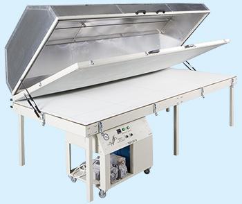 Вакуумный пресс для гнутых и прямых изделий AP 300  PMA 25