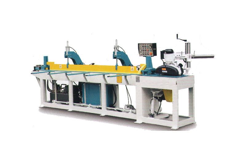 Пресс для сращивания по длине полуавтоматический MHB1530A, MHB1546A, MHB1560 с гидравликой