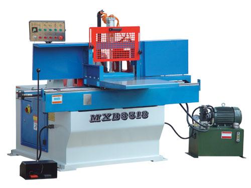 Шипорезные станки с гидравлической подачей каретки MXB3515, MXB3518, MXB3520