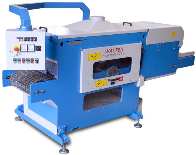 Новое слово в деревообработке — станки TD 500 КВА и WD 250/350 КВА компании WALTER