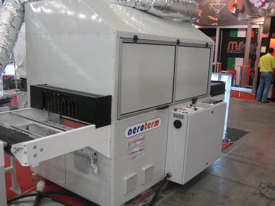 Универсальный UV сушильный конвейер Aeroterm UV ProfilDry 420/4